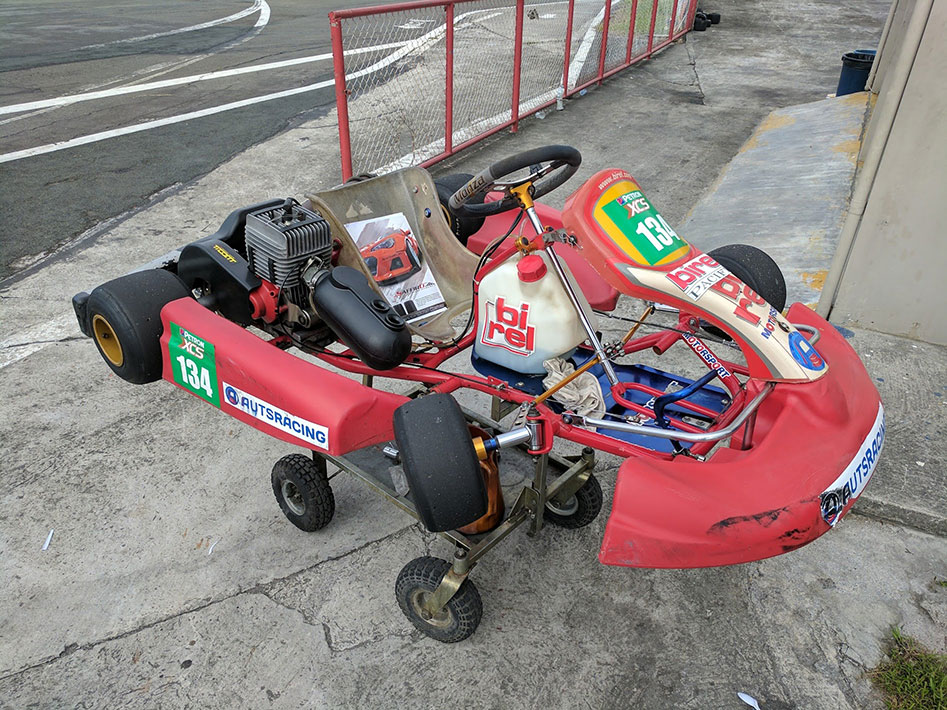 Karting Philippines At The Carmona Racing Circuit With Auts Racing