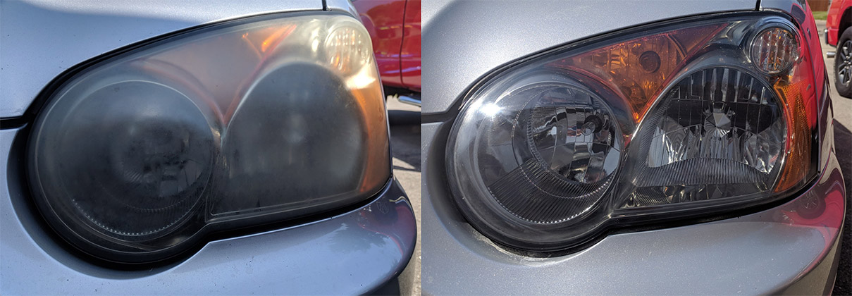 how to use armorall headlight restoration kit